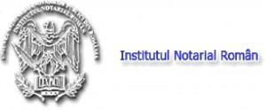 Institutul Notarial Roman