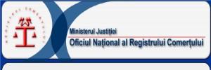 Oficiul National al Registrului Comertului
