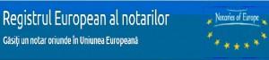 Registrul european al Notarilor